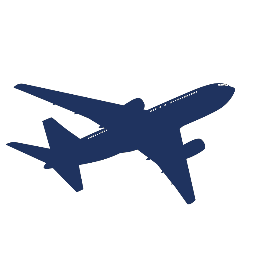 Icon of an Airplane