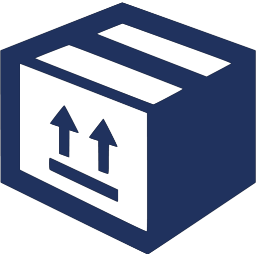 Icon of a crate