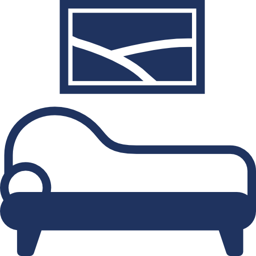 Icon of a couch and a painting